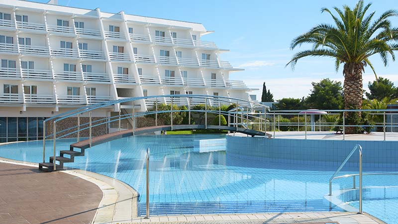 Hotell Olympia - Vodice