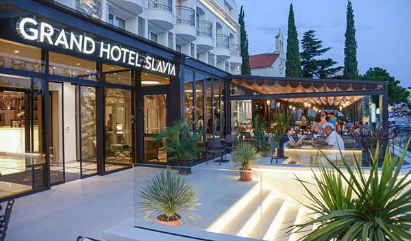 Grand Hotell Slavia - Baska Voda