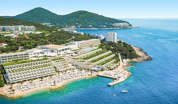 Hotell Valamar President - Dubrovnik