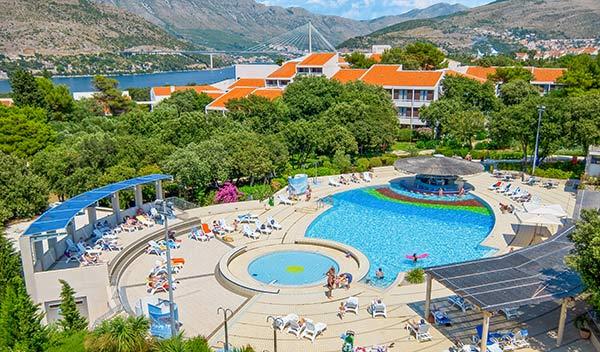 Hotell Tirena - Dubrovnik