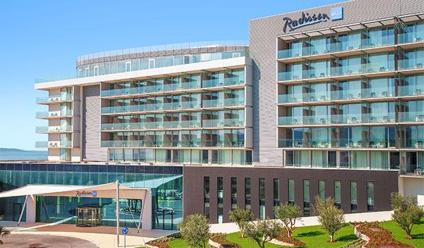 Hotell Radisson Blu