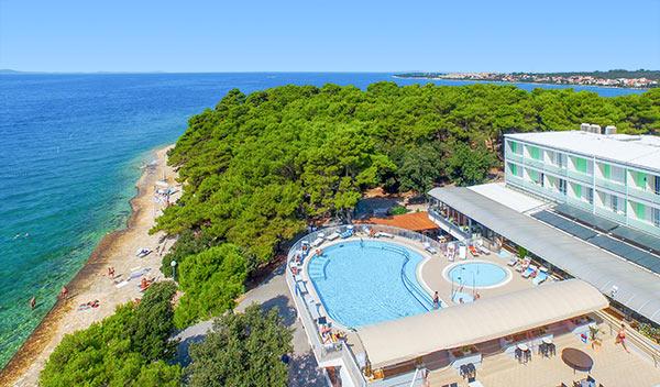 Hotell Pinija - Zadar