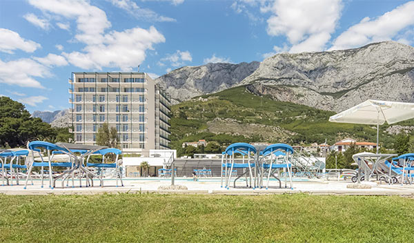 Hotell Neptun, All Inclusive - Tucepi